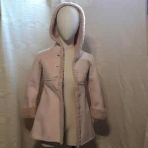 Hype winter coat size small